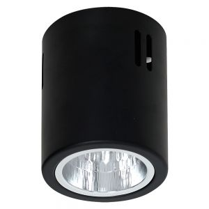 Lampa firmy Luminex - DOWNLIGHT round black 7235