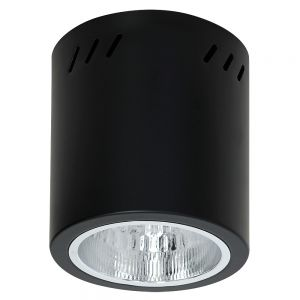 Lampa firmy Luminex - DOWNLIGHT round black 7239