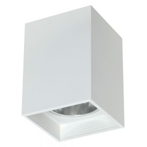 Lampa firmy Luminex - DOWNLIGHT square white 7244